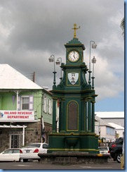8138 St Kitts Big Ben  Basseterre St Kitts