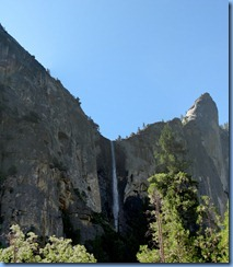 1892 Yosemite Falls Yosemite National Park CA Stitch