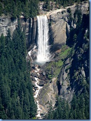 2225 Vernal Falls at Washburn Point YNP CA