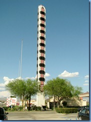 2793 Worlds Tallest Thermometer Baker CA