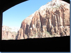 3846 Tunnel Porthole Zion National Park Scenic Byway UT