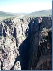 6106 Black Canyon of the Gunnison National Park South Rim Rd Devil's Overlook CO