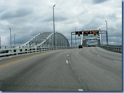 6890  Blue Water Bridge from Port Huron MI