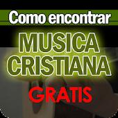 Encontrar Música Cristiana