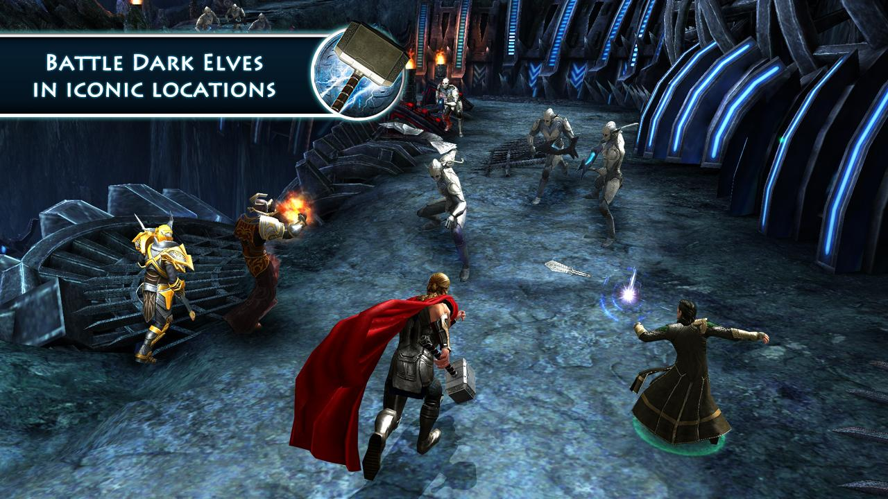 Thor: TDW - The Official Game screenshot #2