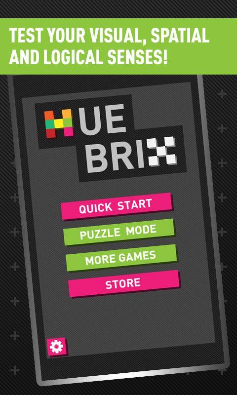 HUEBRIX screenshot #1