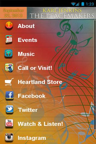娛樂必備APP下載|Heartland Sings 好玩app不花錢|綠色工廠好玩App