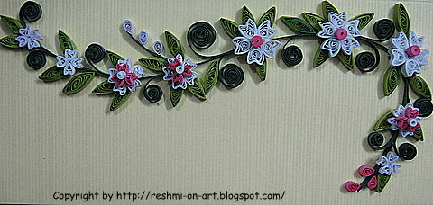 Envelope-Quilling-Pattern