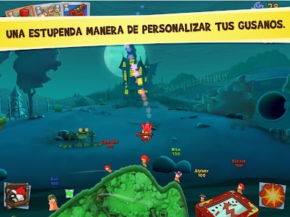 Worms 3 v2.06 APK 5