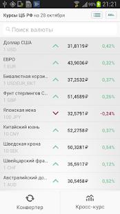 РБК Валюты