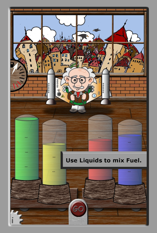 Dr. Fiddle - Mix Your Fuel- screenshot