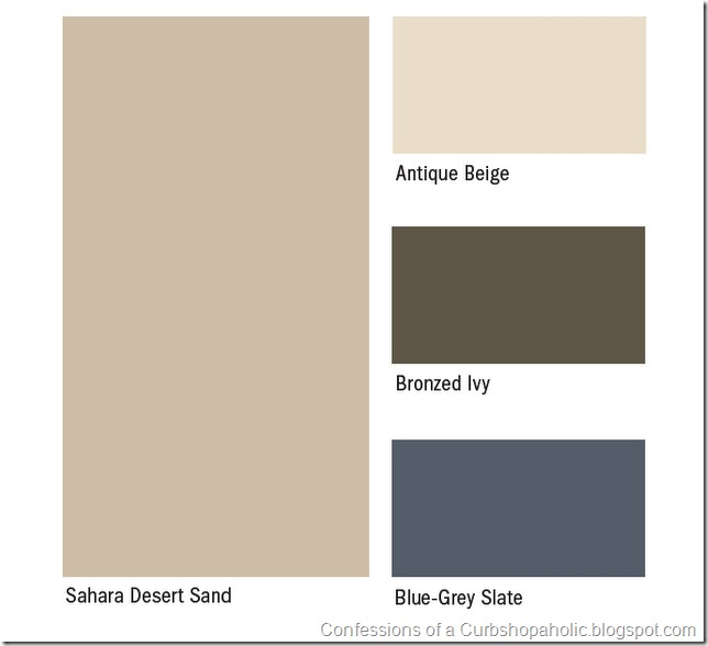 Home Depot Indoor Paint Colors