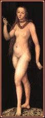 Lucrecia, por Lucas Cranach 'El viejo'