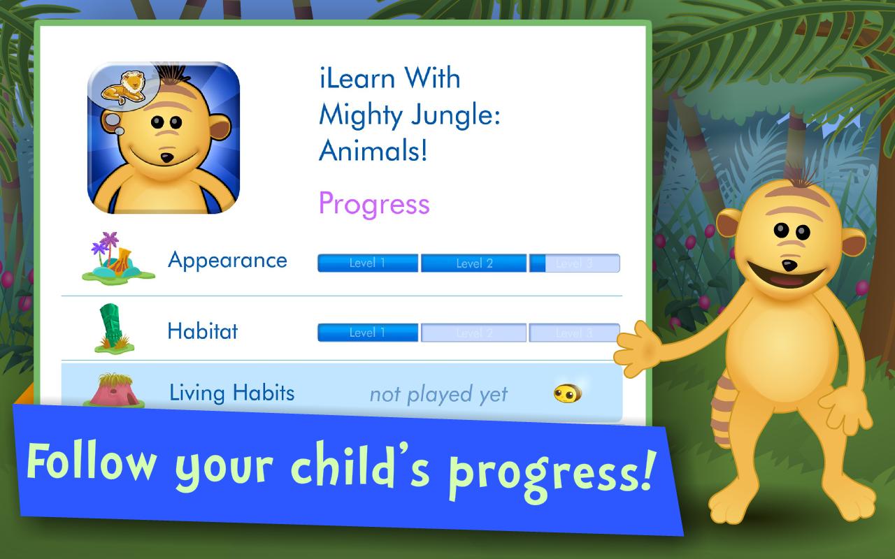 Animals! Kids Preschool Games - screenshot