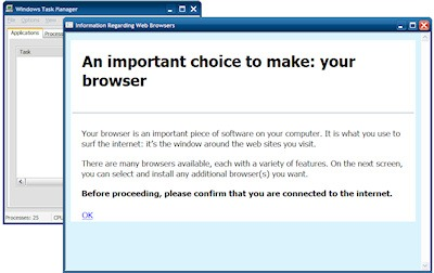 Browser Choice 1