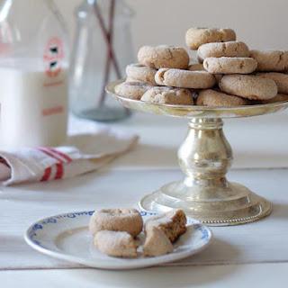 Double Ginger Cookies.
