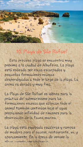 Playas Algarve Portugal