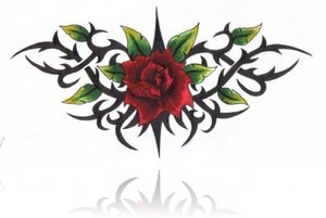 A_Rose_Amongst_the_Thorns_by_ReaperXXIV