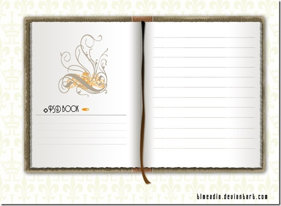notebook-psd