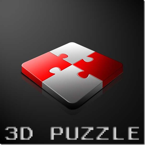 Create a 3D Puzzle in Photoshop