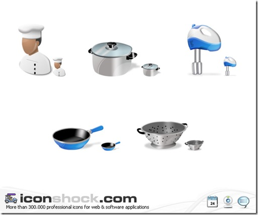 Cook Icons