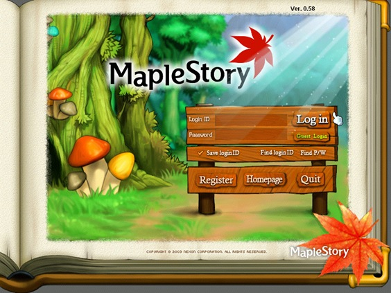 Maple Login