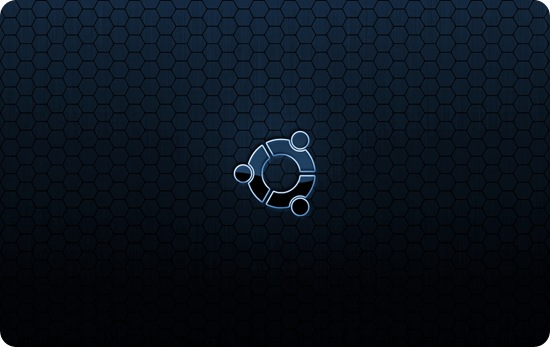 Ubuntu_Black_and_Blu_Metal_Hex_by_Dritzominous