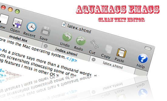 Aquamacs-Emacs