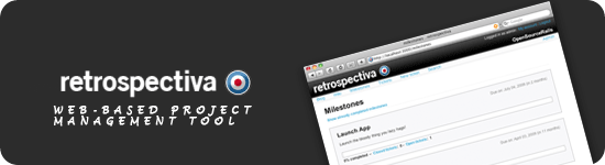 retrospectiva project management tool