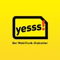 yesss! Der Mobilfunk-Diskonter icon