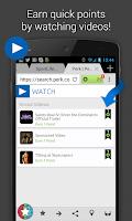 Screenshot of Perk Browser