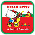 Hello Kitty Go Market Theme icon