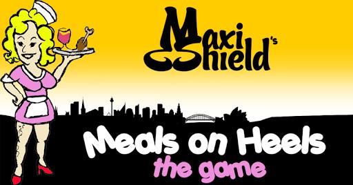 Maxi Shield's Meals on Heels