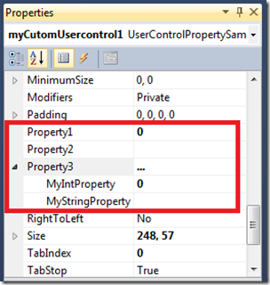 Manjuke's Blog: Show properties of a class on Property Grid
