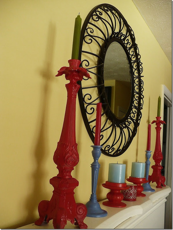 red_blue_candlesticks_and_candles