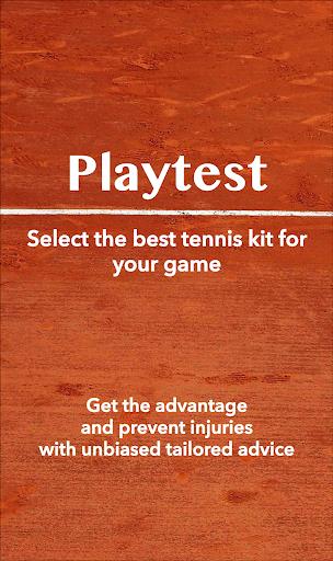 Playtest Tennis