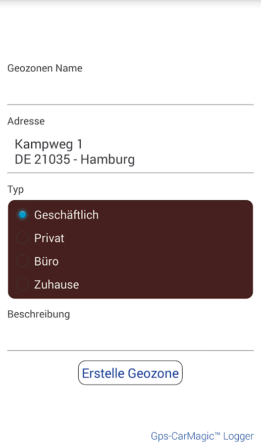 gps carmagic fahrtenbuch app android apps auf google play. Black Bedroom Furniture Sets. Home Design Ideas