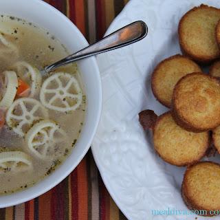 Crockpot Chicken Soup.