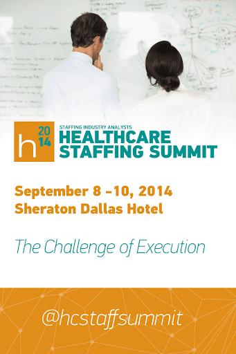 Healthcare Staffing Summit