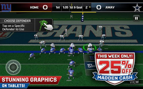 MADDEN NFL 25 by EA SPORTS™ - screenshot thumbnail