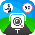 Speed Cameras & Traffic Sygic 3.9 icon