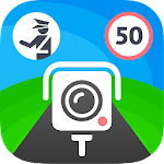 Speed Cameras & Traffic Sygic v3.9