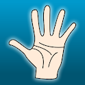 Palmistry. Palm Reading logo