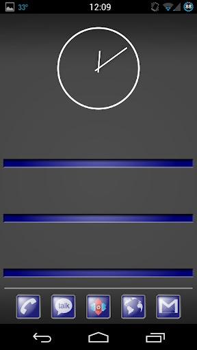 Simple Blue - Icon Theme