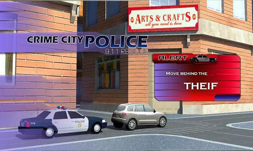 犯罪警察911レスキュー