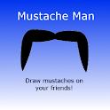 MustacheMan logo
