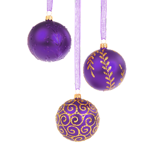 Christmas Ornament Purple Android Apps On Google Play