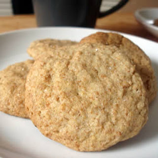Crunchy Whole Wheat Cookies.