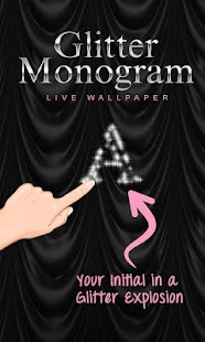 ★ Glitter Monogram Free ★- screenshot thumbnail