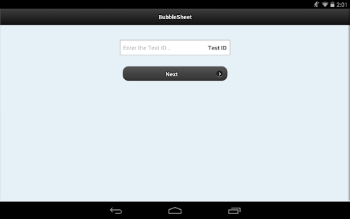 BubbleSheet- screenshot thumbnail